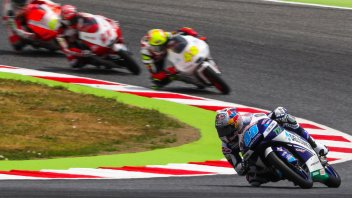 Moto3: Martin domina anche il warm up a Barcellona