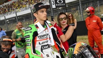 Moto2: Barcelona GP at risk for Marini