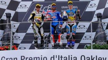 Moto2: Pasini: questa vittoria è una grande liberazione