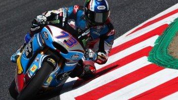 Moto2: Alex Marquez si ripete al Montmelò, Pasini 2°
