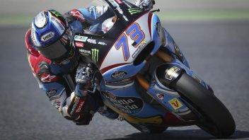 Moto2: FP3: Marquez svetta su Pasini a Barcellona