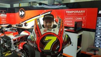 Moto2: Forward si ispira a Ducati... per qualche Km/h in più