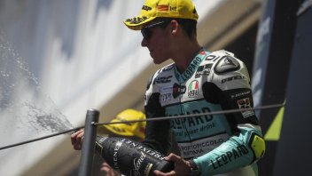Moto3: Mir wins on home turf, Fenati 2nd