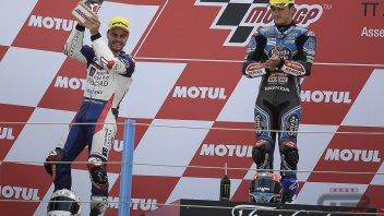 Moto3: Fenati: vittoria mancata? meglio prendere il 'bottino'
