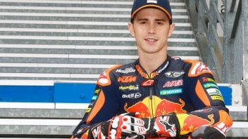 Moto3: Kent penalised 12 positions on the grid