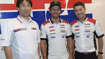 MotoGP: Crutchlow with LCR and Honda for another two years