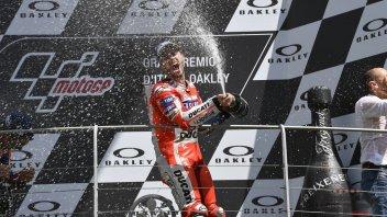 MotoGP: Dovizioso: la vittoria del Mugello mi aiuterà a Barcellona
