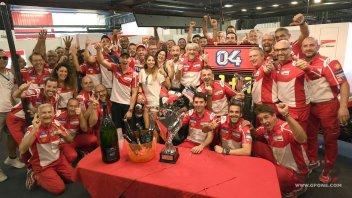 MotoGP: Dovizioso: I've had a dream week