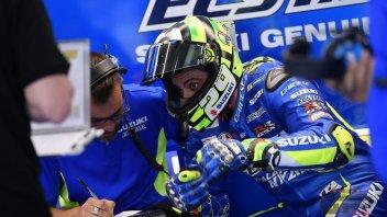 MotoGP: Iannone: abbiamo tanto margine ma poco tempo