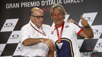 MotoGP: Marco Lucchinelli fra le leggende del motociclismo