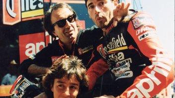 MotoGP: IO RICORDO Pernat racconta l'arrivo di Chesterfield con Aprilia