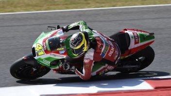 MotoGP: Espargarò: senza la caduta sarei in prima fila
