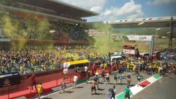 MotoGP: Mugello: è boom di ascolti su Sky e TV8, quasi 5 milioni
