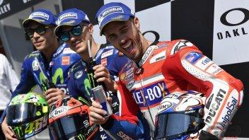 MotoGP: Dovizioso: ho la velocità per stare con le Yamaha