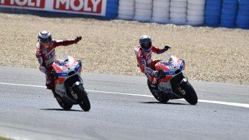 """MotoGP: Lorenzo ci crede: """"Due Ducati sul podio? È possibile"""""""