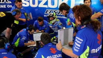 MotoGP: Iannone: I lost 3 Kg in 3 days, I'm knackered