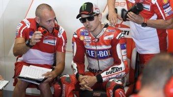 """MotoGP: Lorenzo: """"Con il giusto assetto possiamo puntare alla vittoria"""""""
