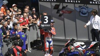 MotoGP: Petrucci: oggi mi sono tolto un peso