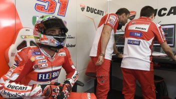 """MotoGP: Pirro si mangia le mani: """"Mi do un 4 per l'errore alla Bucine"""""""