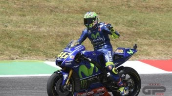 MotoGP: Valentino Rossi: After 8 laps I was done