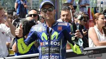 MotoGP: Valentino Rossi: This 2nd place is a gift