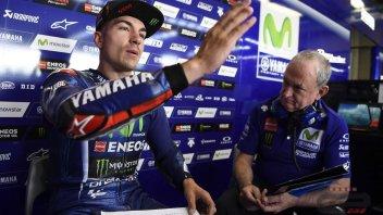 MotoGP: Viñales: The crash? Lucky I wasn't hurt