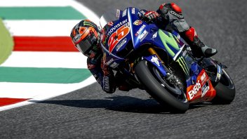 MotoGP: Viñales-Rossi, Yamaha one-two in qualifying, Dovizioso 3rd