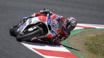 MotoGP: Miracolo Ducati, Dovizioso raddoppia a Barcellona