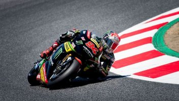 MotoGP: WUP: Sorpresa Folger, 7° Rossi, Marquez ancora a terra