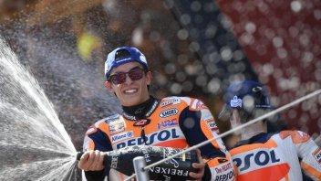 "MotoGP: Marquez: ""Better to crash in practice than in the race"""