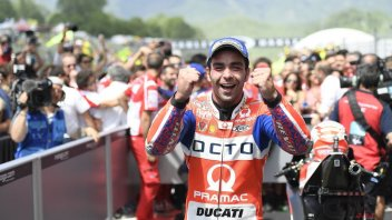 MotoGP: Petrucci: the tyres are more important than the bike