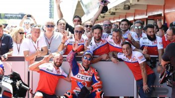 MotoGP: Petrucci: The race? I want to convince Ducati