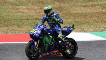 """MotoGP: Rossi: """"Avrei preferito fermarmi, in Spagna punto al podio"""""""