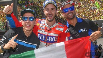MotoGP: Long winning careers for Dovizioso and Pasini