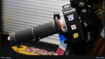 MotoGP: Marc VDS mette il GPS sulla Honda di Miller
