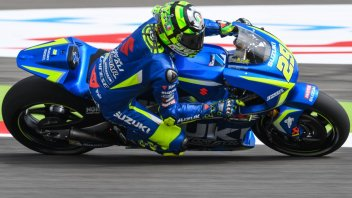"MotoGP: Iannone: ""For two laps my arm locked up"""