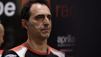"""MotoGP: Albesiano: """"L'Aprilia ha dimostrato di poter stare nella top five"""""""