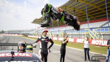 MotoGP: M1 contro McLaren: Zarco e Senna si sfidano ad Assen