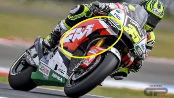 MotoGP: At Assen Crutchlow's Honda sprouts wings