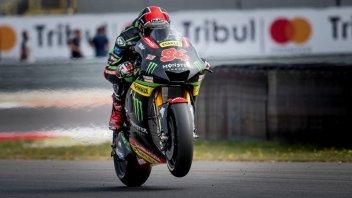 "MotoGP: Folger: ""The crash shook my confidence but I didn't give up"""