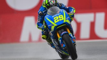 """MotoGP: Iannone: """"Non devo risolvere io i problemi"""""""