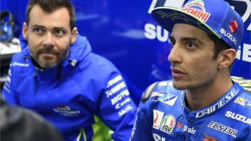 """MotoGP: Iannone halted in FP2: """"It's a big mess. This puts me at risk of Q1"""""""