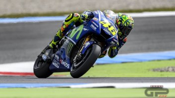 MotoGP: Rossi: A pity the new frame didn't arrive sooner
