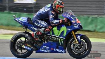 MotoGP: Vinales: bello tornare alle sensazioni di inizio anno