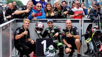 "MotoGP: Zarco: ""Marks for the pole? With a win it would be worth a 10"""
