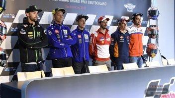 MotoGP: Vinales: brutta sorpresa, il nuovo telaio non è adatto a me