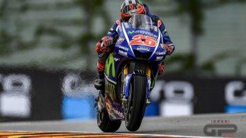 MotoGP: Vinales: nuovo telaio? meglio solo su alcune piste