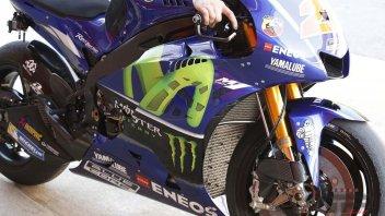 MotoGP: New Yamaha fairing: Vinales likes it