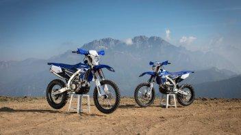 News Prodotto: Yamaha EnduroGP WR250F e WR450F 2018: prestazioni e stile elevati