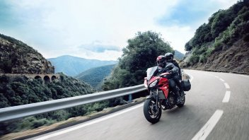 News Prodotto: Yamaha: Test The Emotion al 41° Motoraduno Stelvio International